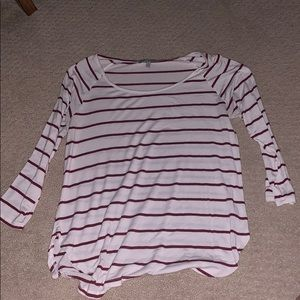 Charlotte Russe long sleeve